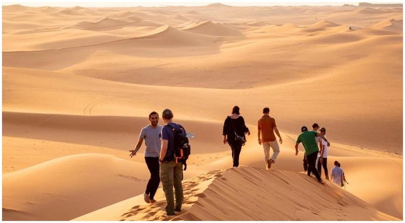 أنشطة عطلة الأسبوع في الرياض