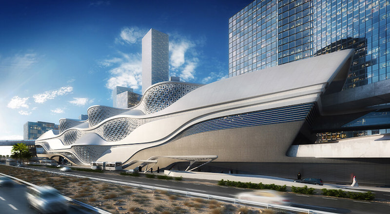 saudi riaydh metro station