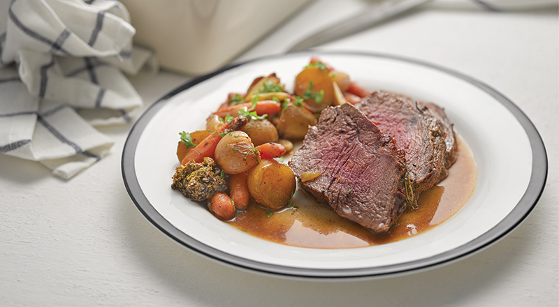 Meat and Lamb recipe