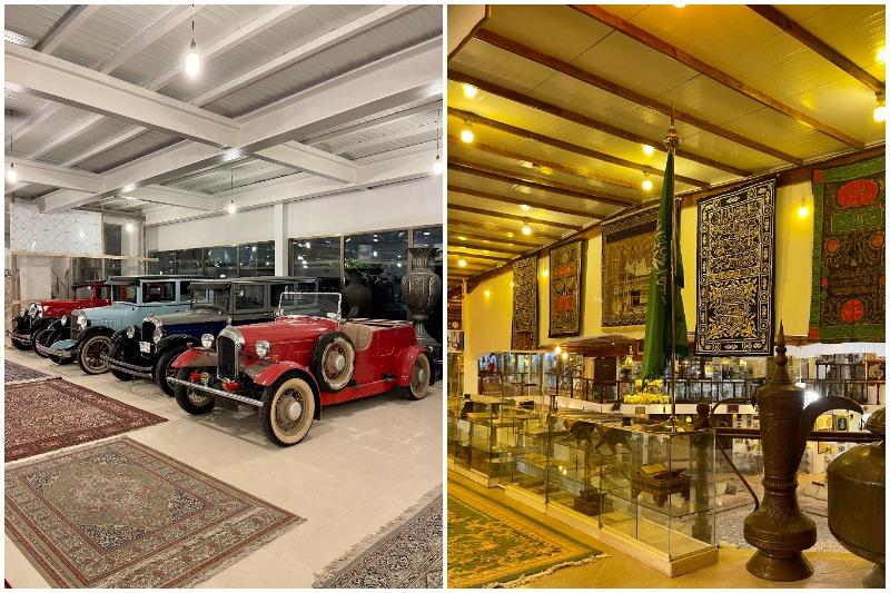 Alfelwah and Aljowharah Museum