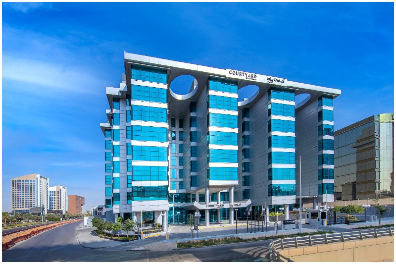 Courtyard Riyadh Northern Ring Road