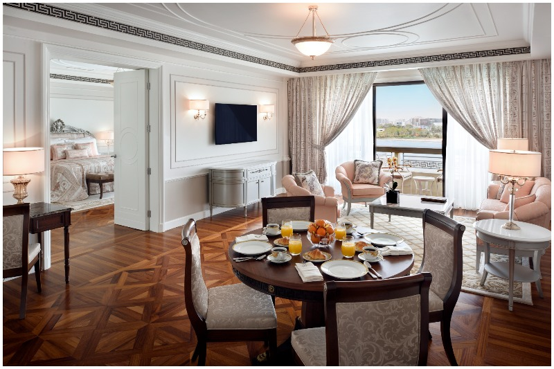 Grand Suite with Creek View
