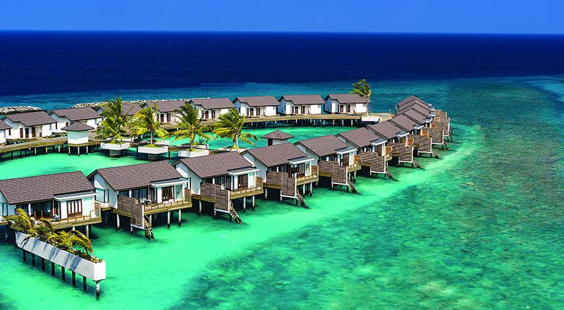 Maldives travel review: Atmosphere Kanifushi