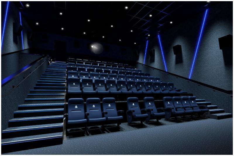 Vox Cinemas MAX Auditorium